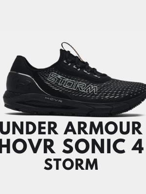 under armor hovr  sonic4 storm